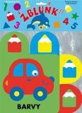 Žbluňk - Barvy - kniha do vany - Jordi Busquets