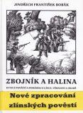 Zbojník a Halina - Jindřich František Bobák