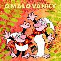 Křemílek a Vochomůrka - omalovánka - Zdeněk Smetana