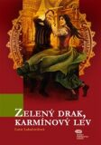 Zelený drak, karmínový lev - Lucie Lukačovičová
