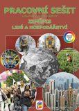 Zeměpis 9 - Lidé a hospodářství (barevný pracovní sešit) - NNS