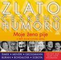Zlato českého humoru - CD - Jiřina Bohdalová, ...
