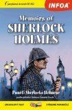 Zrcadlová četba - Memoirs of Sherlock Holmes - (Paměti Sherlocka Holmese) (B1-B2) - Doyle Arthur Conan