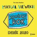 Zrušený rok – Deník 2020 - audioknihovna - Michal Viewegh