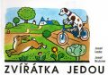 Zvířátka jedou - Josef Lada - omalovánka - Josef Lada, Josef Brukner