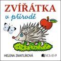 Zvířátka v přírodě – Helena Zmatlíková (100x100) - Helena Zmatlíková