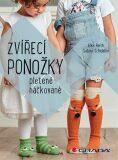 Zvířecí ponožky pletené i háčkované - Reith Elke, Schidelko Sabine