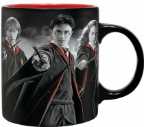 Hrnek Harry Potter - Harry, Ron, Hermiona 320 ml