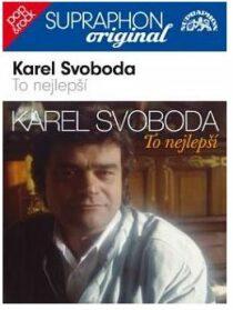 Karel Svoboda - To nejlepší - CD