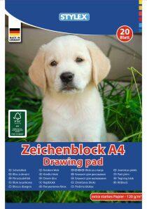 Blok A4 - 20 listů