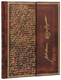 Zápisník Paperblanks - Shakespeare, Sir Thomas More - Ultra linkovaný