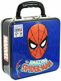 Plechový kufřík Spider-Man