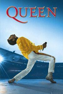 Plakát Queen - Wembley 61 x 91.5 cm
