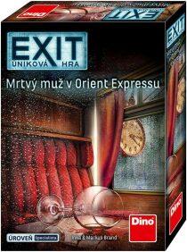 Mrtvý muž v Orient Expresu - Úniková hra