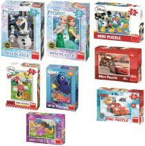 Puzzle mini Disney pohádky