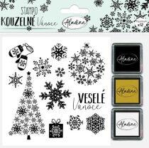 Stampo Noël ALADINE Kouzelné Vánoce