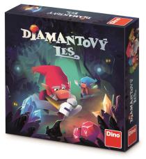 Diamantový les - dětská hra