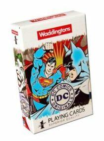 Hrací karty DC Comics Comics