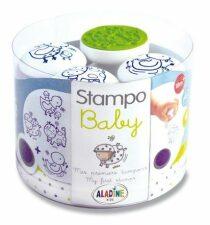 Razítka Stampo Baby - Domácí zvířátka