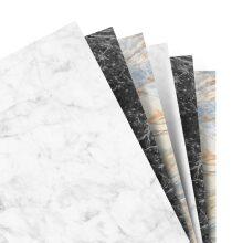 Filofax Náplň, Osobní, papír nelinkovaný, mix barev marble (3 barvy)