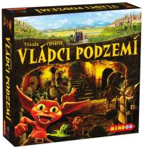 Vládci podzemí: Strategická desková hra