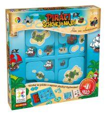 Piráti: Schovej & Najdi/SMART hra