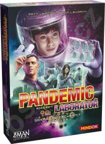 Pandemic: Laboratoř: Dokážete zachránit lidstvo?/rozšíření