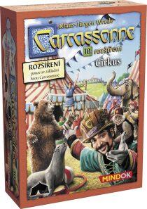Carcassonne rozšíření 10: Cirkus