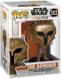 Funko POP TV: Star Wars The Mandalorian - The Armor (MT)