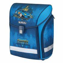 Školní taška Midi Závodní Auto s výbavou