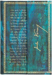 Zápisník Paperblanks - Verne, Twenty Thousand Leagues , Mini / linkovaný