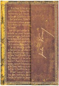 Zápisník Paperblanks - Verne, Around the World, Mini / linkovaný