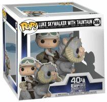 Funko POP Deluxe: Star Wars - Luke on Taun Taun