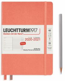 Leuchtturm Diář 18 měsíční 2021, Bellini A5