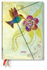 Diář Hummingbird 2021 DAY