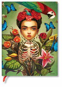 Paperblanks Zápisník Flexis Frida Ultra link.