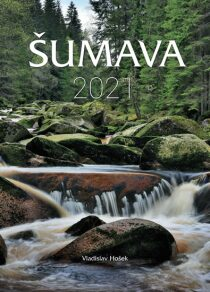Kalendář 2021 - Šumava velký nástěnný