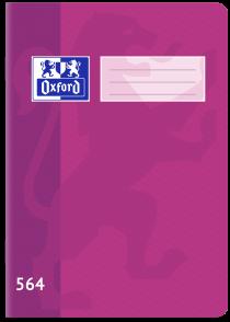 Školní sešit Oxford 564 fialový
