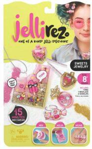 Jelli Rez - základní set pro výrobu bižuterie, cukrovinky