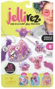 Jelli Rez - základní set pro výrobu bižuterie/Zvířátka
