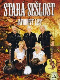 Stará Sešlost - Javorový list - CD + DVD