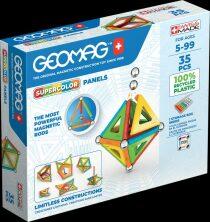 Geomag Supercolor - Panels 35 dílků