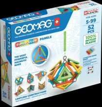 Geomag Supercolor - Panels 52 dílků