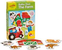 Carotina baby: Baby Duo Farm - puzzle