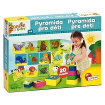 Carotina Baby: Pyramida pro děti