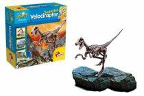 Jsem génius: Velociraptor - Odkryj kostru