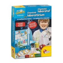 Jsem génius: Chemická laboratoř - 25 napínavých pokusů