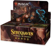 Magic The Gathering Strixhaven - School of Mages Draft Booster