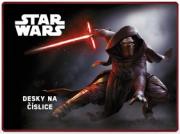 Desky na číslice - Star Wars
