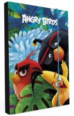 Desky na sešity A5 - Angry Birds Movie